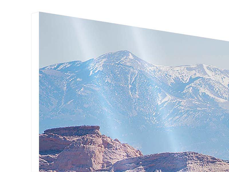 Panorama Hartschaumbild 3-teilig Bruce-Canyon-Nationalpark