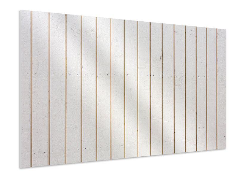 Hartschaumbild Mediterranes Holz