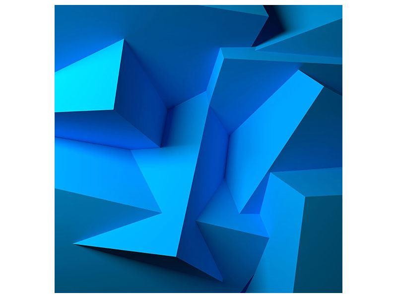 Hartschaumbild 3D-Abstraktion