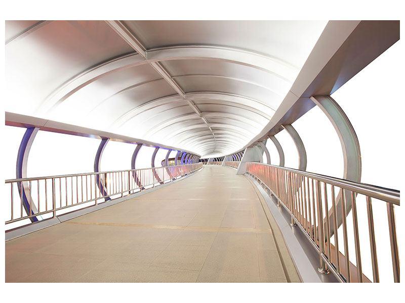 Hartschaumbild Brückenfeeling