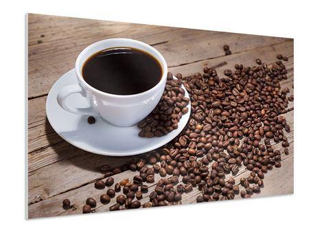 Hartschaumbild Coffee