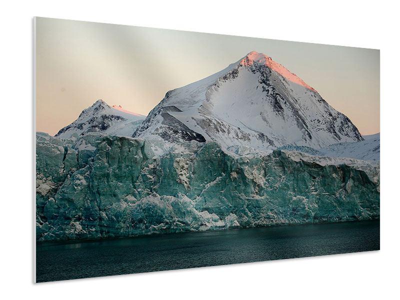 Hartschaumbild Die Antarktis