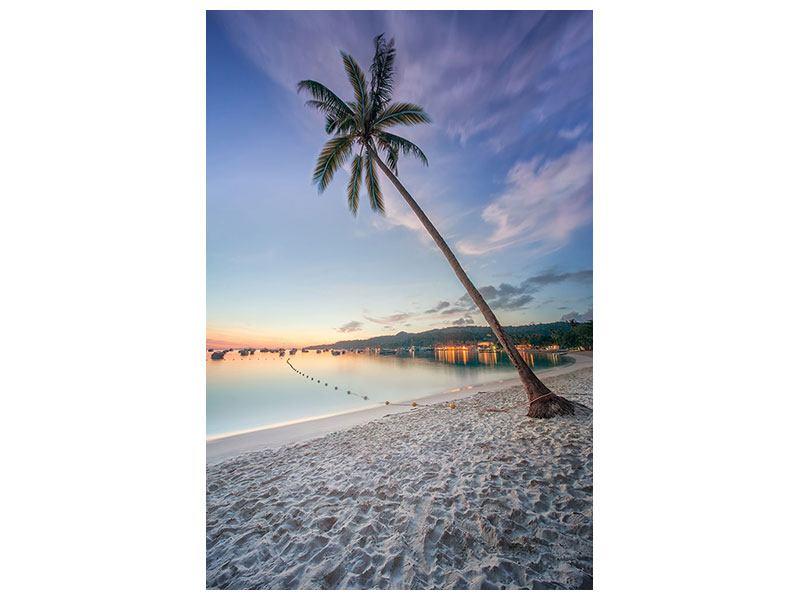 Hartschaumbild Strandfeeling