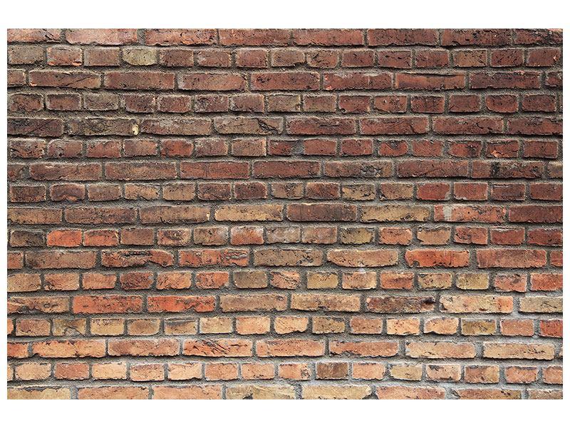Hartschaumbild Brick Wall
