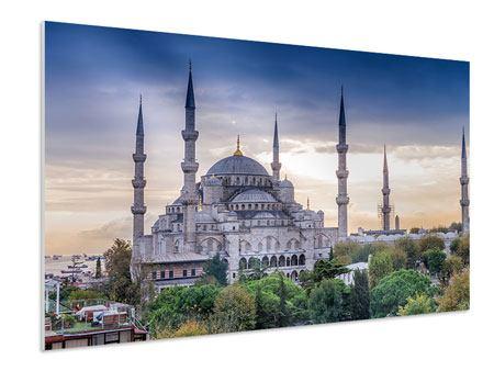 Hartschaumbild Istanbul