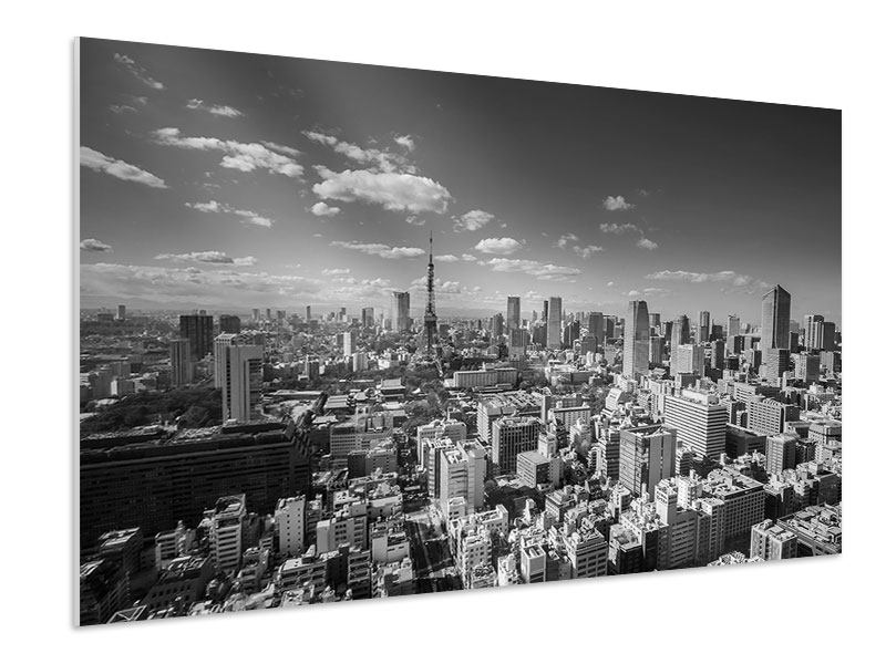 Hartschaumbild Tokio