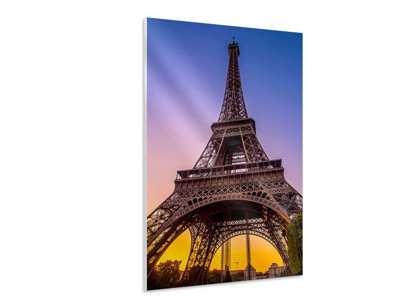 Hartschaumbild Paris- Eiffelturm
