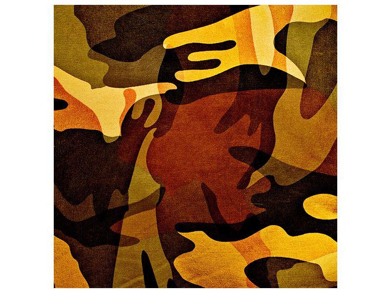 Hartschaumbild Military