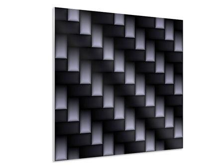 Hartschaumbild 3D-Treppen