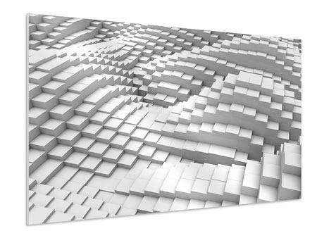 Hartschaumbild 3D-Elemente