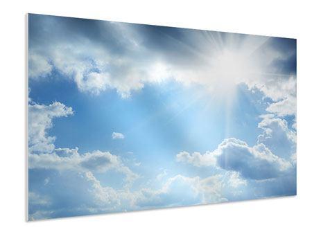 Hartschaumbild Himmelshoffnung
