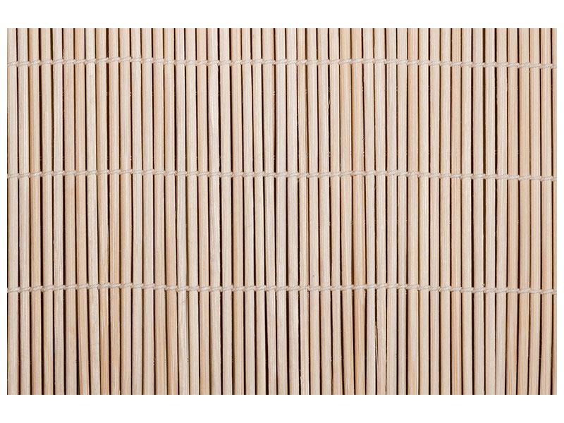 Hartschaumbild Lucky Bamboo