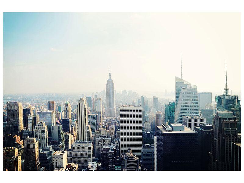 Hartschaumbild NYC