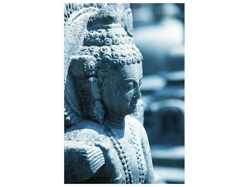 Hartschaumbild Siddharta