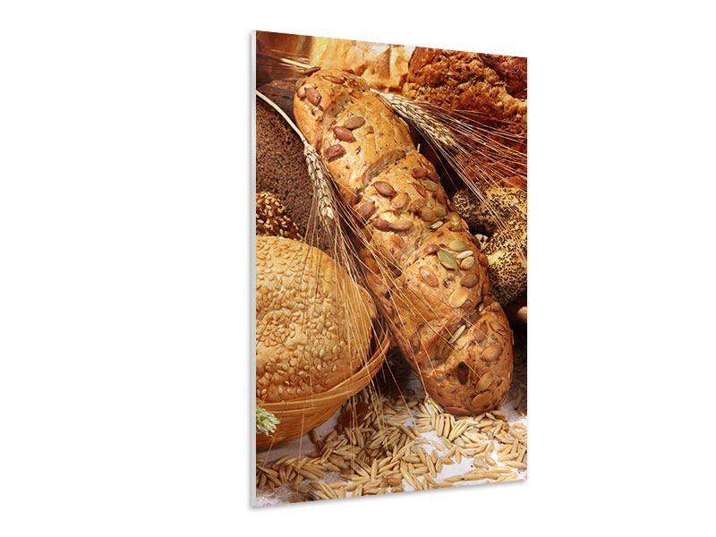 Hartschaumbild Brotsorten