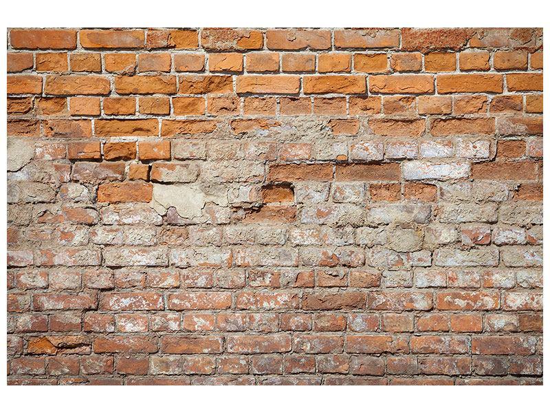Hartschaumbild Alte Klagemauer