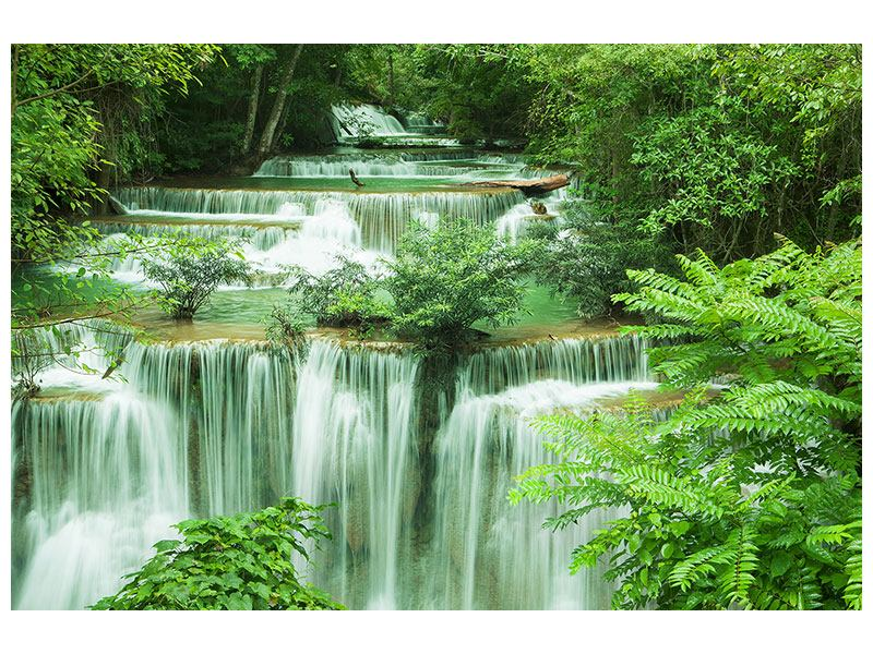 Hartschaumbild 7 Stufen in Thailand