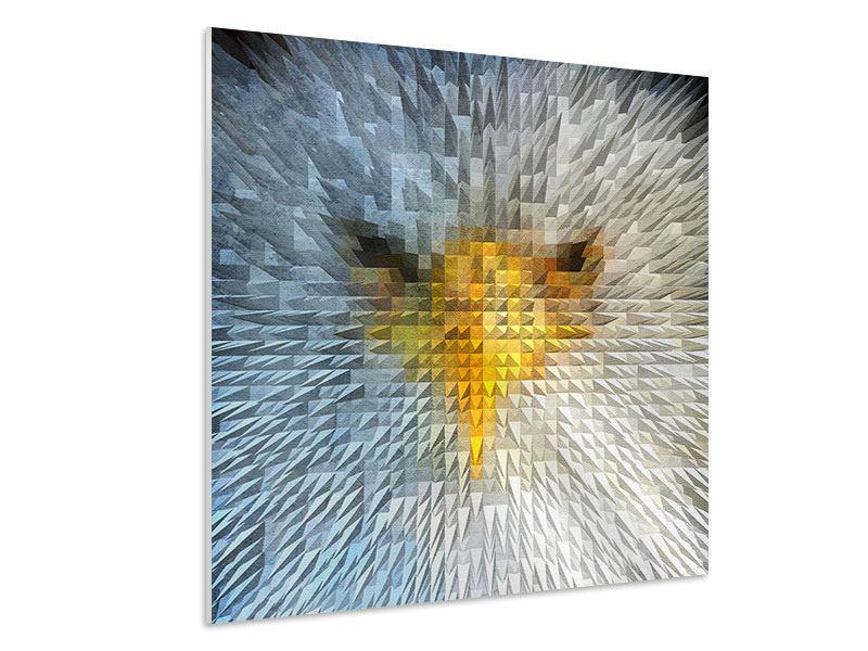 Hartschaumbild Adler