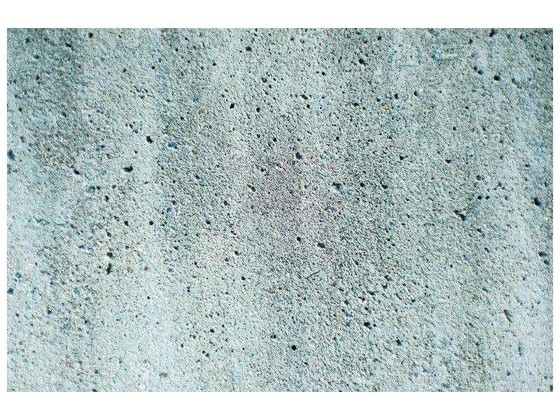Hartschaumbild Beton in Grau