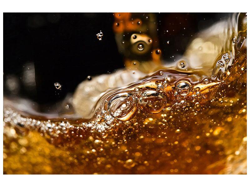 Hartschaumbild Cognac