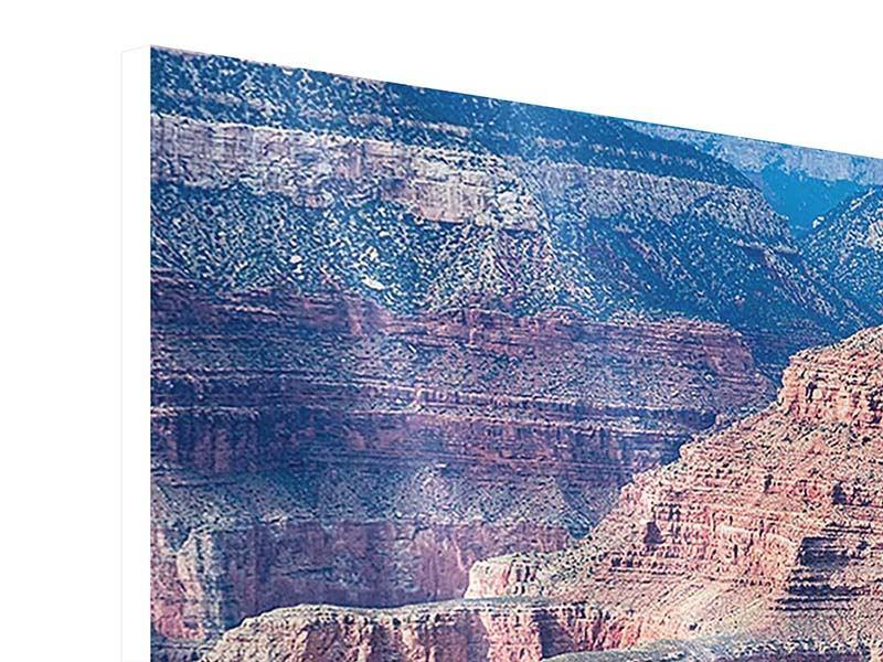 Hartschaumbild 5-teilig modern Gran Canyon