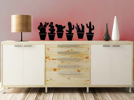 Wall Sticker cacti