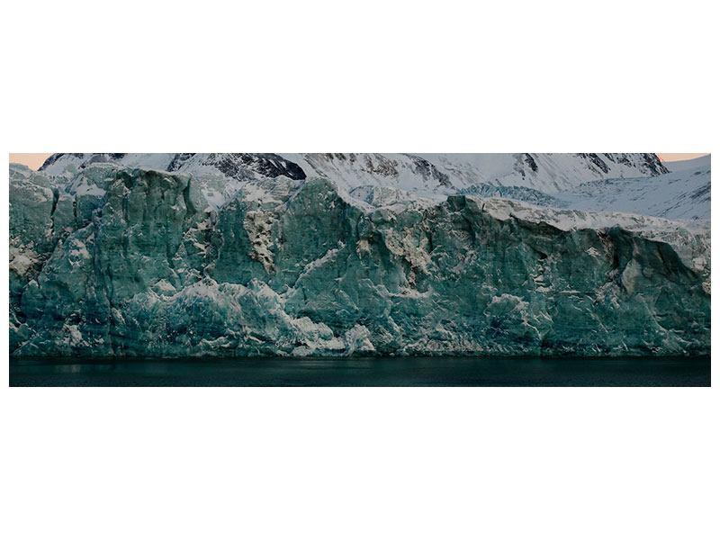 Klebeposter Panorama Die Antarktis