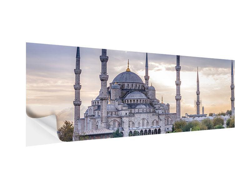 Klebeposter Panorama Istanbul