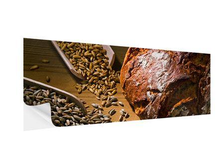 Klebeposter Panorama Das Brot