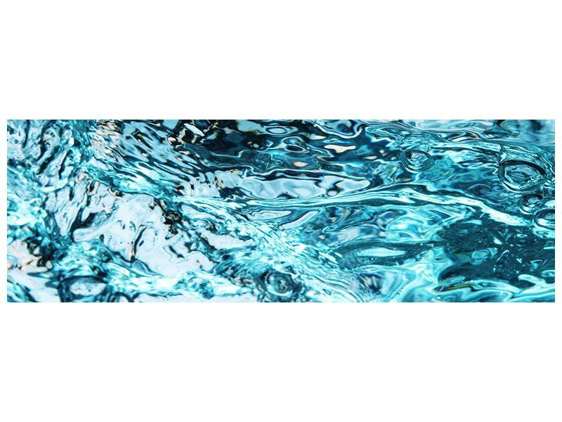 Klebeposter Panorama Schönheit Wasser