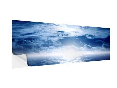 Klebeposter Panorama Mystischer Himmel