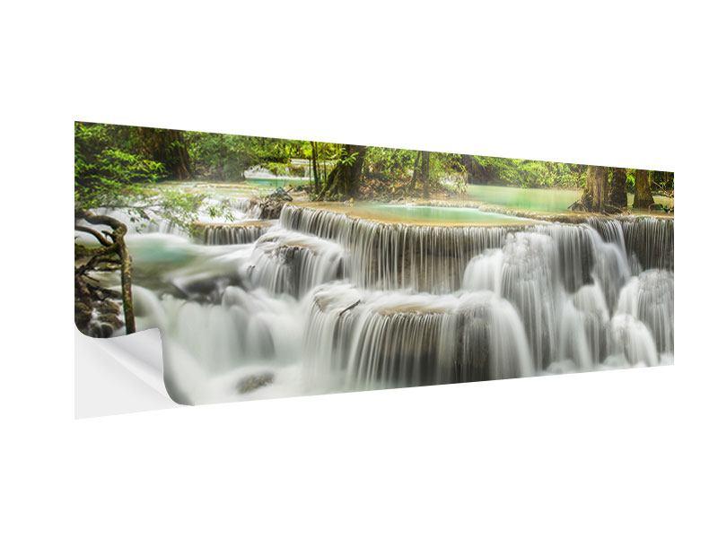 Klebeposter Panorama Erawan