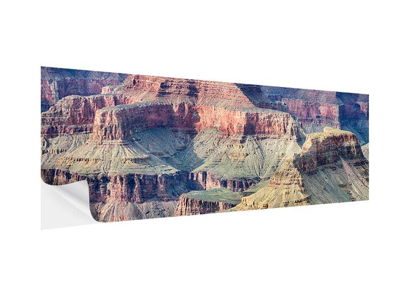 Klebeposter Panorama Gran Canyon