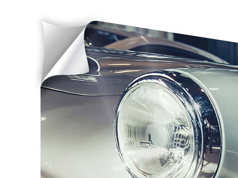 Klebeposter 3-teilig Classic Car
