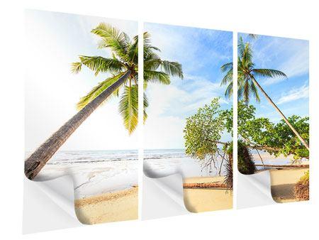 Klebeposter 3-teilig Bang Sak Bucht