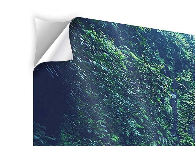 Panorama Klebeposter 3-teilig Natur
