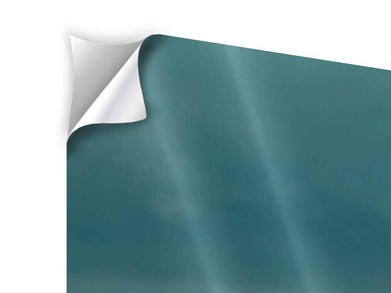 Panorama Klebeposter 3-teilig Ozean