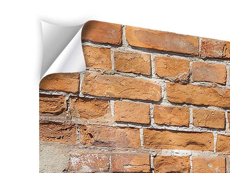 Klebeposter 3-teilig modern Alte Klagemauer
