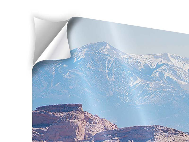 Klebeposter 3-teilig modern Bruce-Canyon-Nationalpark