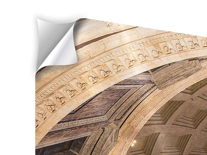 Klebeposter 4-teilig Petersdom