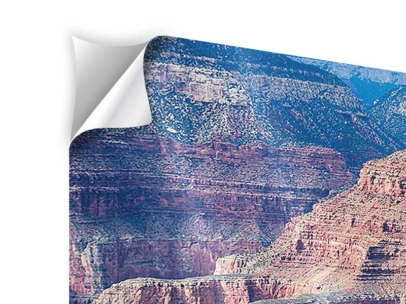 Klebeposter 4-teilig Gran Canyon
