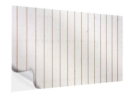 Klebeposter Mediterranes Holz