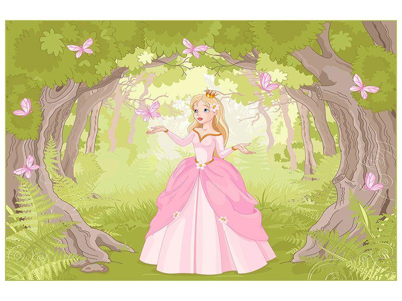 Klebeposter Princess