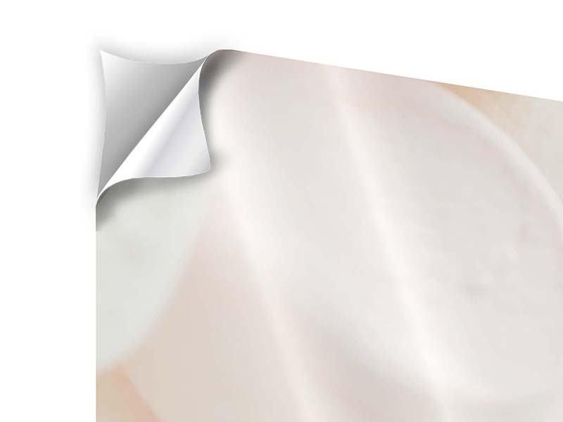 Klebeposter Marshmallow