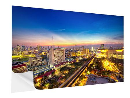 Klebeposter Bangkok