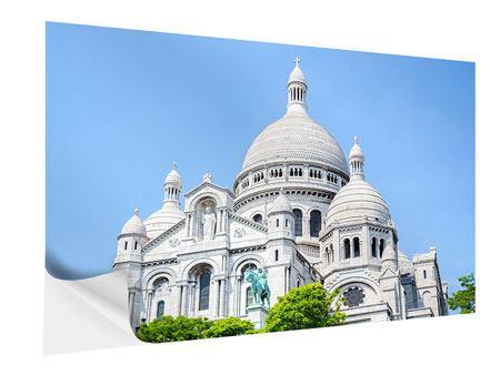 Klebeposter Paris- Montmartre