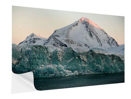 Klebeposter Die Antarktis