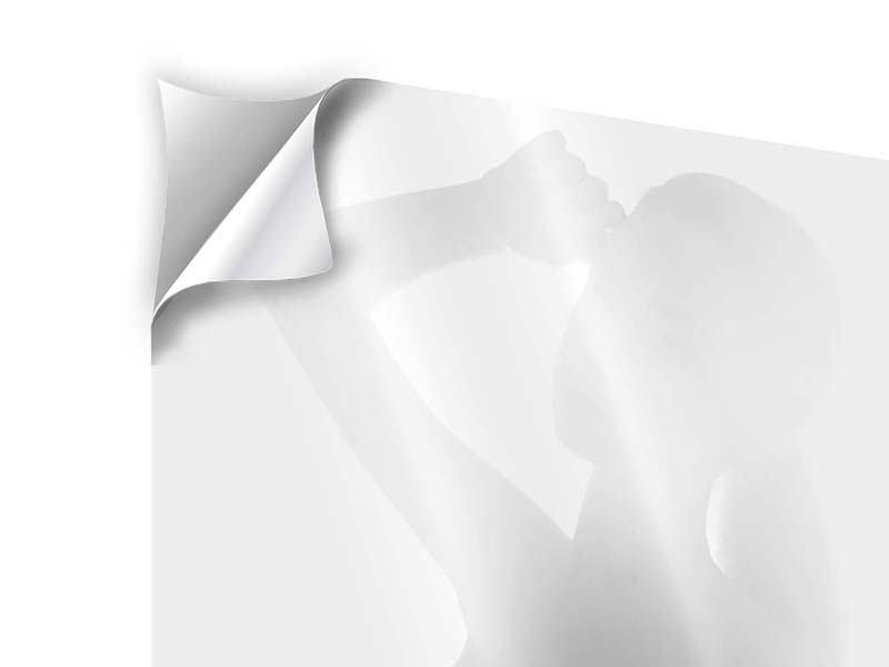 Klebeposter Aktmodel