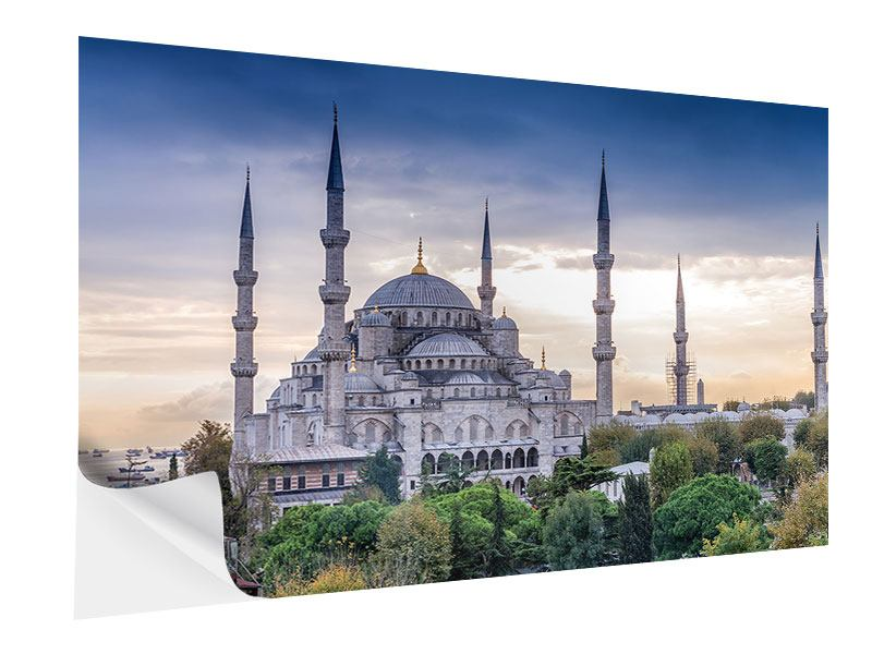 Klebeposter Istanbul