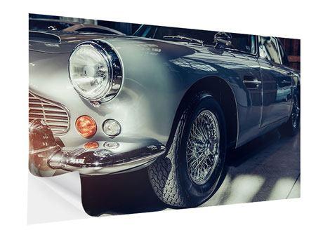 Klebeposter Classic Car